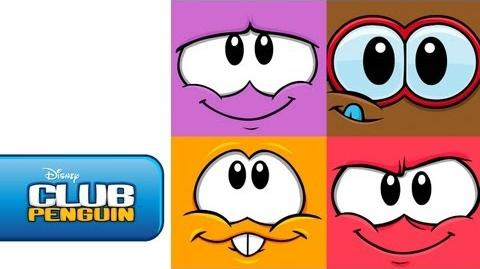 Club Penguin Puffles!