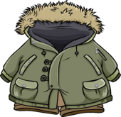 Khaki Expedition Jacket clothing icon ID 4256