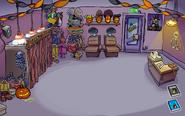 Halloween 2008 Gift Shop