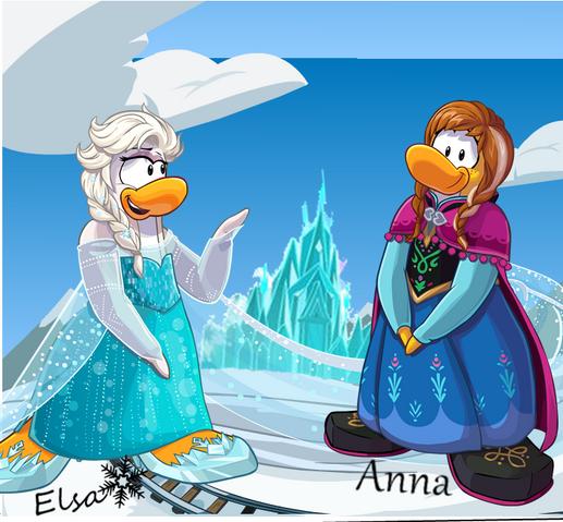 File:Palno de Fundo Elsa e Anna no Castelo de Gelo.png