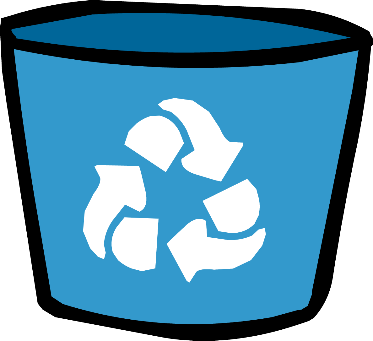 Recycle Bin Club Penguin Wiki Fandom Powered By Wikia