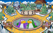 Waddle On Party Snow Forts 2