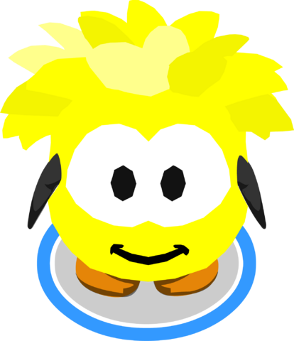 File:YellowPuffleCostumeItemIngameSprites.png
