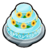 Birthday Cake Pin icon