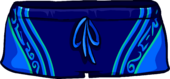 Blue Board Shorts clothing icon ID 4095.png