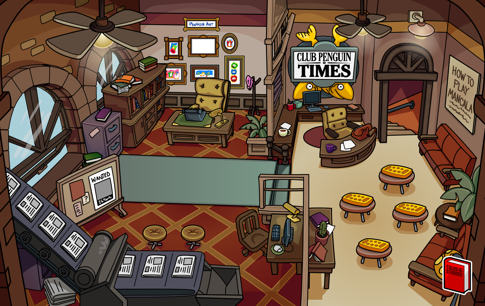 book room club penguin wiki fandom powered by wikia