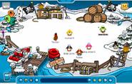 Pirate dock