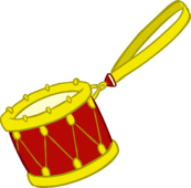 Marching Band Drum