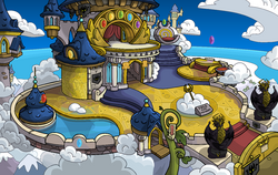 Medieval Party 2012 Sky Kingdom