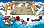 Winter Fiesta 2009 Dock