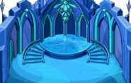 Ice Palace in-game