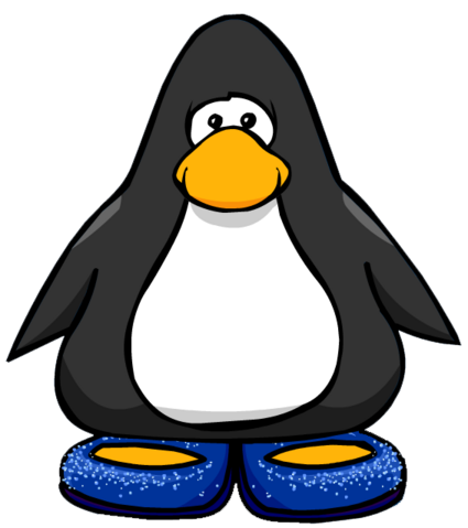 File:Blue Stardust Slippers from a player card.PNG