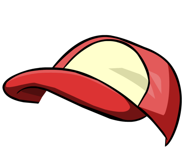 File:Red Baseball Cap7.png