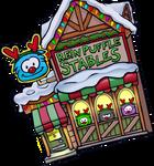 HolidayParty2009PetShopExterior