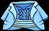 Blue Tuxedo Icon 4065