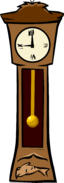 Grandfather Clock sprite 001