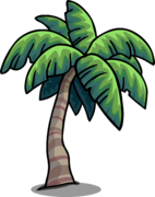Tropical Palm sprite 004