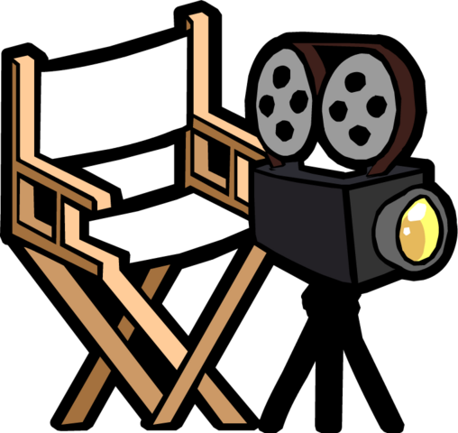 File:Yellow Puffle's Director's Chair & Camera.png