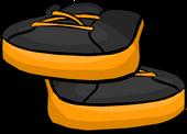 BlackTopSneakers