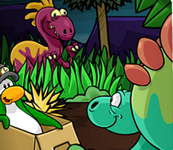 File:Chester with Dinos.png