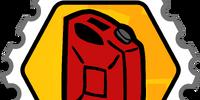 Fuel Rank 3 stamp