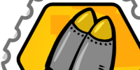 1-up Leader stamp