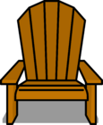 Lounging Deck Chair sprite 001