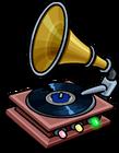 Gramophone sprite 006