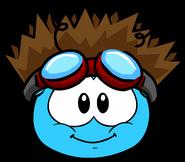 Puffle Hats shockofhair igloo