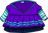 Shirt n' skirt