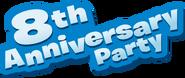 8thAnniversaryParty-Logo-2013