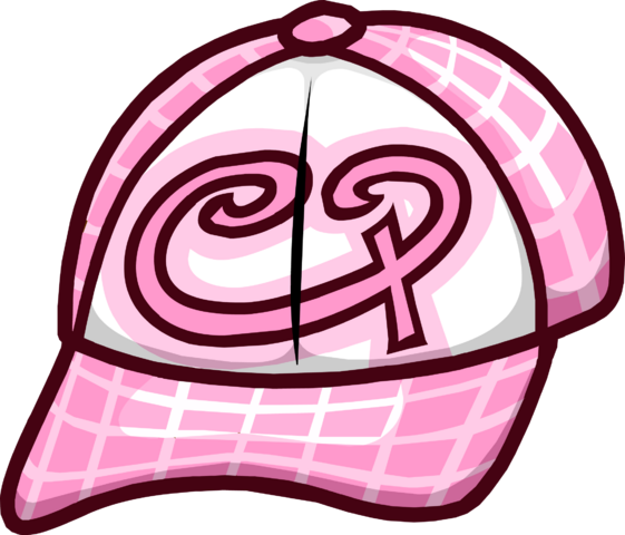 File:Pink Skater Hat icon.png