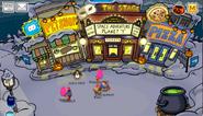 Halloween 2008 Plaza