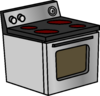 Stainless Steel Stove sprite 028