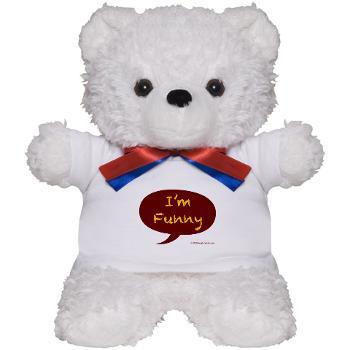 File:Im funny teddy bear.jpg