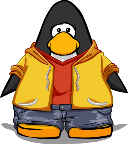 File:Lucky Yellow Hoodie from a Player Card.png