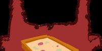 Caveguin Pizza Apron
