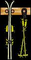 Ski Rack sprite 012