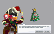 Holiday Party 2016 Login Dialogue 2