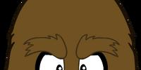 Wookie Mask