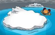 Great Storm of 2010 Iceberg