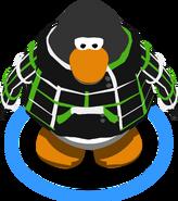 Green Grid Hoodie in-game
