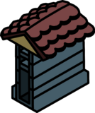 Haunted House Wall icon