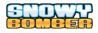 File:Snowy Bomber Logo.png