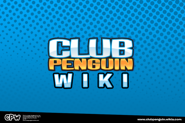 File:Club Penguin Wiki Logo By Cool Pixels.png