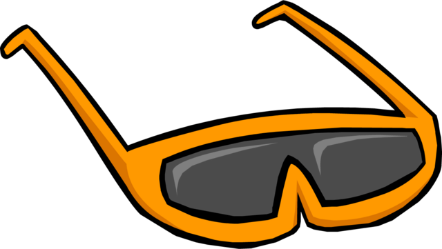 File:Gold Sunglasses.png