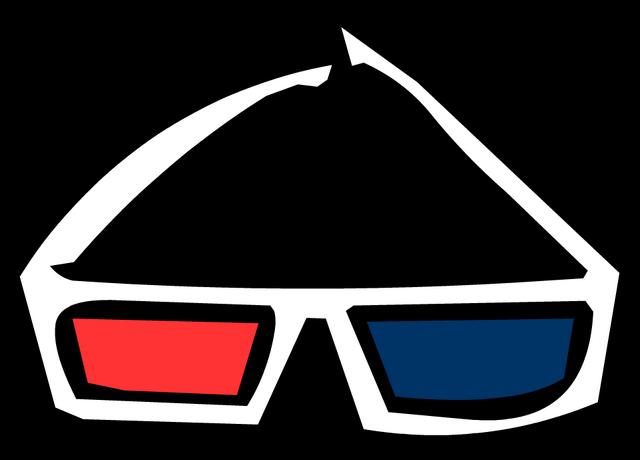 File:3D Glasses Old.png
