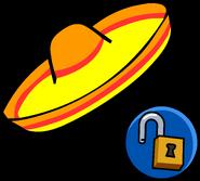 Sombrero unlockable icon