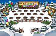 Puffle Party 2012 Puffle Feeding Area