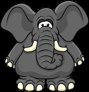 Elephant Costume PC